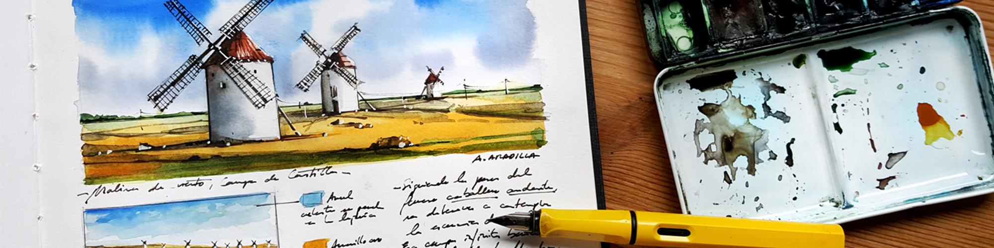El cuaderno de viaje de El Quijote - El País Viajes