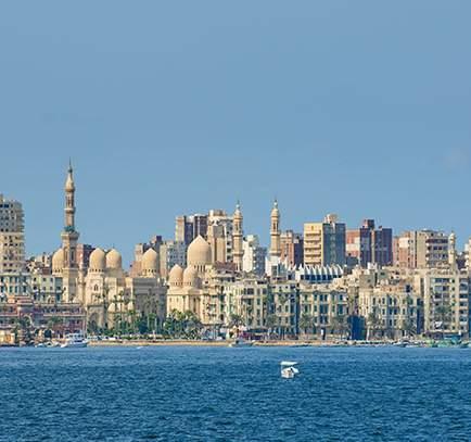 Alejandría - Egipto