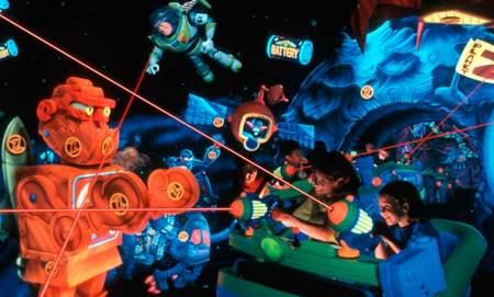 Resultado de imagen de Buzz Lightyear Laser Blast